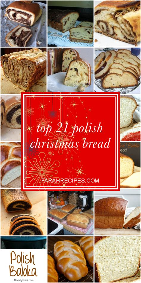 Her technique for making dough was to dump a pile of flour on a large wooden board, make a well in it, add 6 or 8 eggs and some sa. Polish Christmas Bread Recipes : How to Make Czech Braided Christmas Bread (Vanocka ... - Polish ...