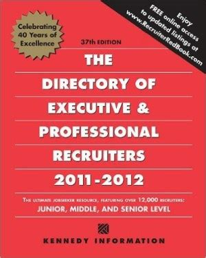 Directory Of Executive And Professional Recruiters by What Top Executive Search Firm Lists Can You Trust The