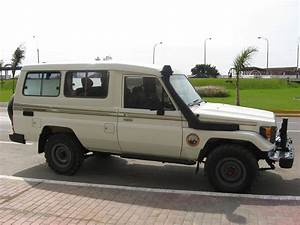 Toyota Land Cruiser Hzj75 Picture   6   Reviews  News