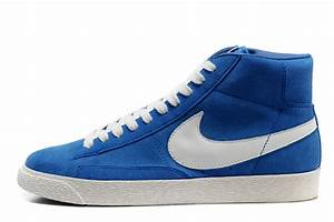 Nike Blazer High Shoes In 321196 For Men $46 90, Wholesale Replica Nike Blazer High Shoes