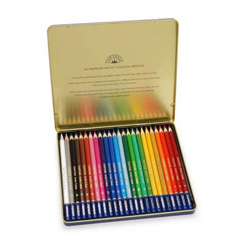 premium colored pencils fantasia premium colored pencil set 24 pieces