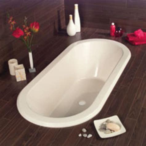Baignoire A Encastrer baignoire 224 encastrer de forme ovale emeraude tes