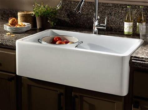 Overmount Farmhouse Kitchen Sink by Kitchen And Bath Blab Modern Supply S Kitchen Bath