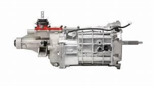Tremec Magnum Close Ratio 6-speed For Ford