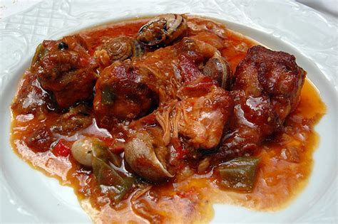 cuisiner un lapin en sauce espagne recettes de cuisine gastronomie recettes de