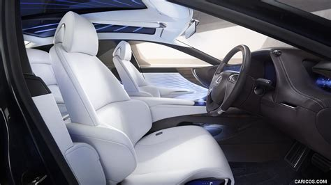 lexus lf fc interior 2015 lexus lf fc concept interior front seats hd