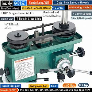 Best Milling Machine For A Home Shop