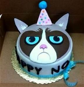 Crazy Cat Lady Cakes on Pinterest | Cat Cakes, Kitty Cake ...