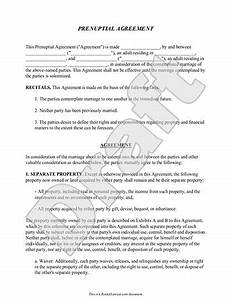 prenup form w prenuptial agreement sample template With antenuptial contract template
