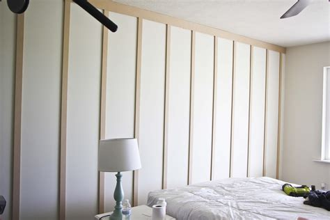 Floor To Ceiling Board And Batten Tutorial  Honeybear Lane. Rustic Pillow Covers. Pantry Cupboard. Most Popular Gray Paint Color Sherwin Williams. Laminate Kitchen Cabinets. Wood Fence. Modern Crown Molding. Cream Cabinets. Floor To Ceiling Curtains