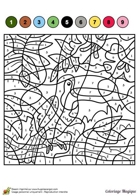 recette de cuisine ce1 dessin à colorier d un coloriage magique cm1 toucan et jungle