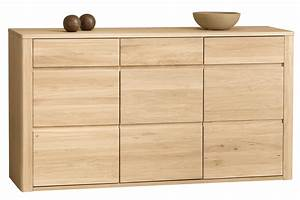 Buffet En Chne Massif Collection Nebraska ORLANDO TYP49