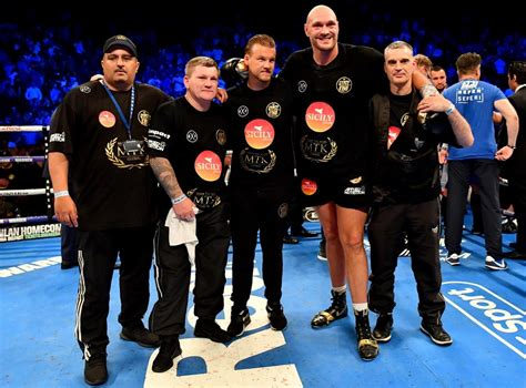 How Tyson Fury teamed up with an unknown trainer to turn ...