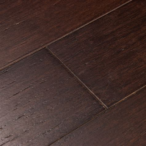 hardwood flooring bamboo shop cali bamboo fossilized 5 in vintage java distressed bamboo hardwood flooring 19 91 sq ft