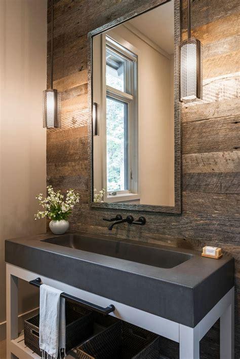 Modern Rustic Bathroom Design by Best 25 Rustic Modern Bathrooms Ideas On