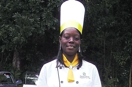 jamaican foodie jamaican chef camille christie