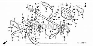 Honda Hs520k1 Asa Snow Blower  Usa  Vin  Szbg