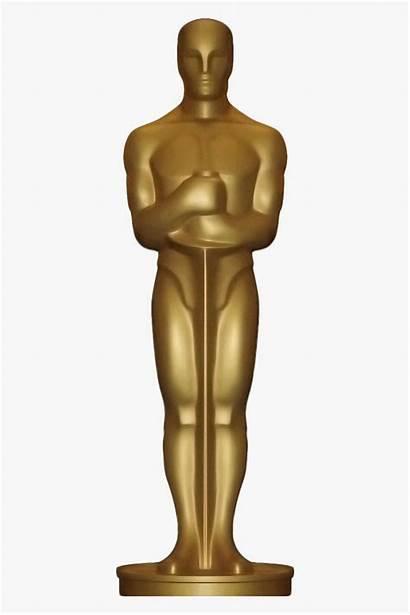 Oscar Clip Bronze Estatueta Sculpture Cartoon Netclipart