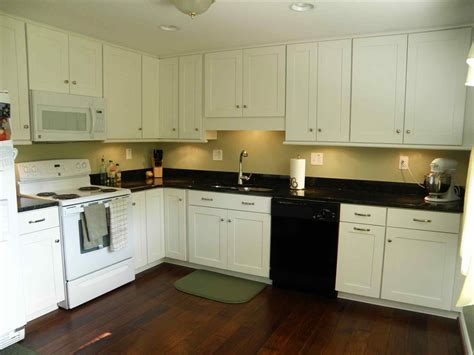 countertop colors for white kitchen cabinets black countertops white cabinets blue walls deductour com