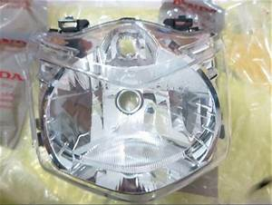 Jual Reflektor Lampu Depan Only Motor Honda Beat Pgm Fi Ori 33110 K25 901 Di Lapak Ahass Jogja