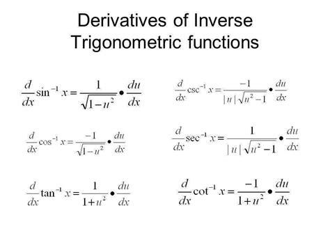 Inverse Trig Functions Worksheet Homeschooldressagecom