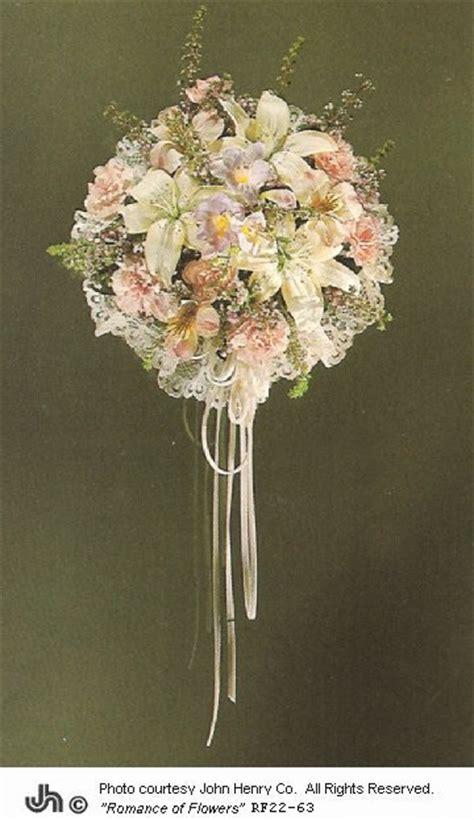 cheap silk bridal bouquets