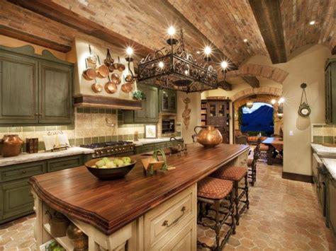 17 Inviting Mediterranean Kitchen Designs and Decoration