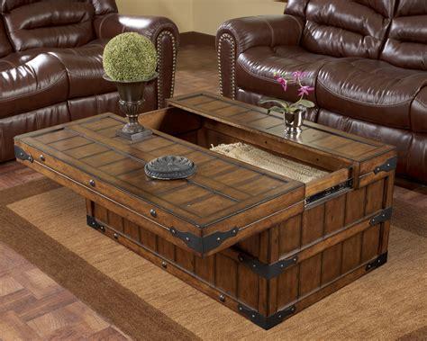 furniture unique rustic coffee table  elegant living