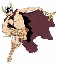 Hermes (Character) - Comic Vine  Hermes