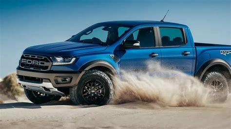 2019 Ford Ranger Raptor Debuts With 210-horsepower Diesel