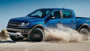 Ford Ranger Raptor : 2019 ford ranger raptor debuts with 210 horsepower diesel ~ Medecine-chirurgie-esthetiques.com Avis de Voitures