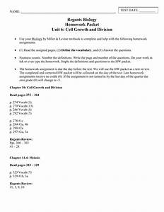 Worksheet  Cell Growth And Division Worksheet  Grass Fedjp