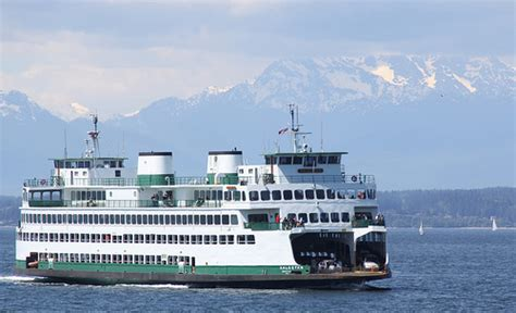 Ferry Boat Jobs Seattle by More Washington State Ferries A Gallery On Flickr