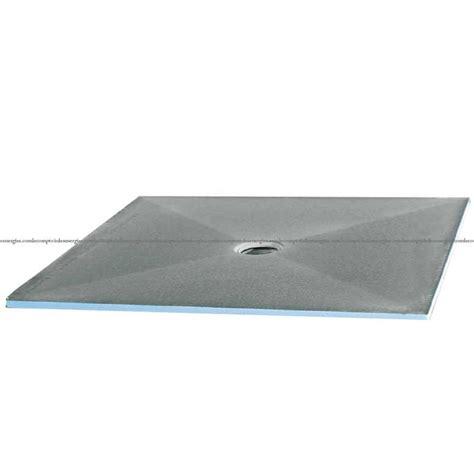 Receveur à carreler rectangulaire Fundo Primo 180x90x4 cm