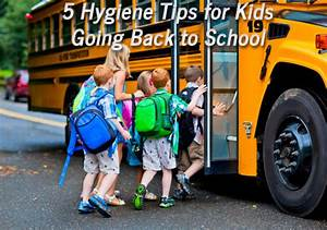 5 hygiene tips for going back to school florida