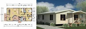 The Patterson 3 Bedroom 2 Bathroom Modular Home