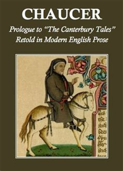 the canterbury tales prologue in modern the canterbury tales on border design tea towels and badges