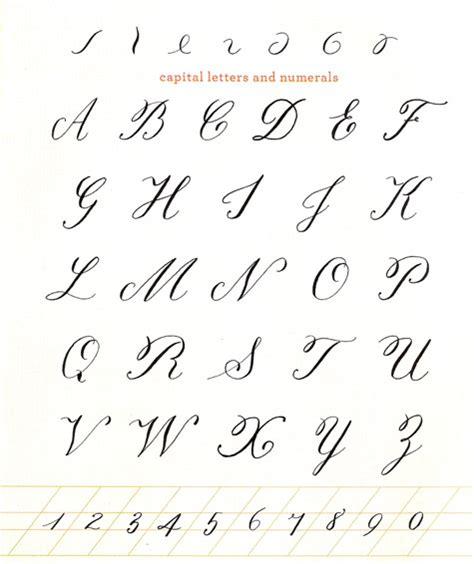 calligraphy alphabet december