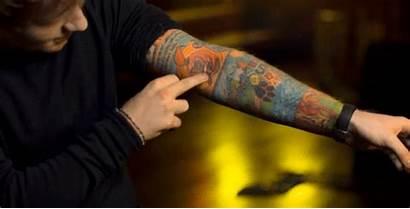 Ed Sheeran Tattoos Teddy Awd Animated Why