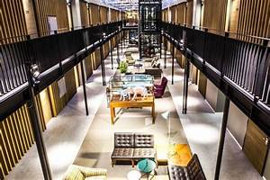 Galpão industrial vira hotel em Amsterdã - Casa Vogue Hotéis