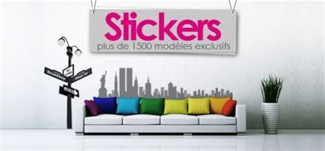 stickers muraux grand format maison design bahbe
