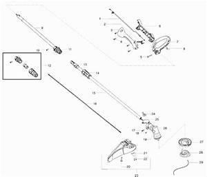 W25sfk Handle Parts