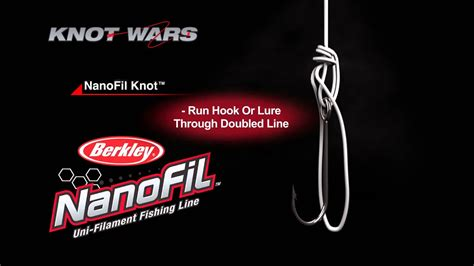 nanofil knot  attaching tackle youtube