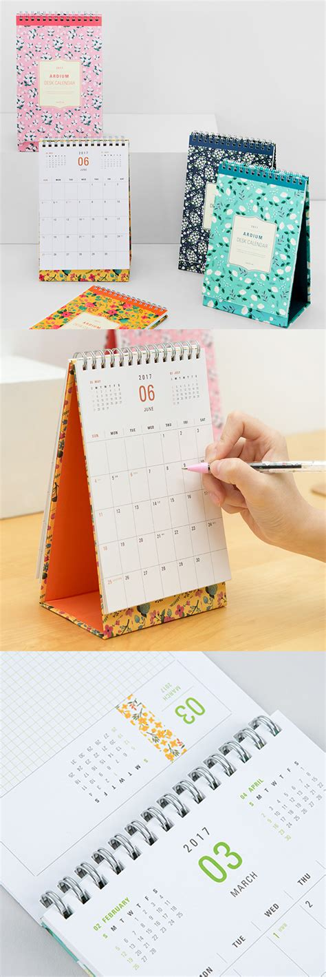 Office Desk Calendar by Add And Functionality To Your Office With The 2017