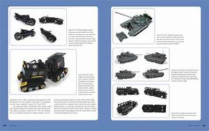 Book Review  The Unofficial Lego U00ae Technic Builder U2019s Guide
