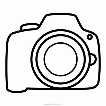 Camera Coloring Pages Getdrawings Printable Getcolorings Whitesbelfast