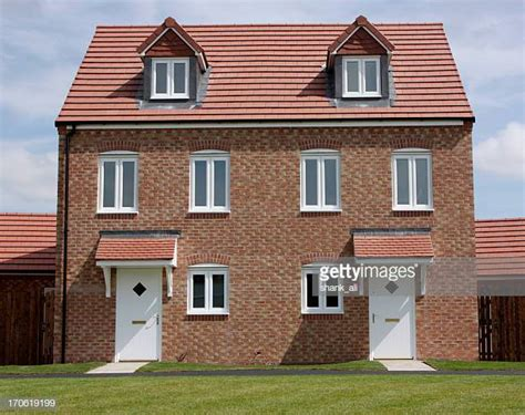 Semi Detached House Stock Photos And Pictures  Getty Images