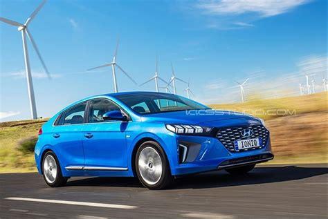 Hyundai Hybrid 2020 2020 hyundai ioniq hybrid facelift rendering has cool