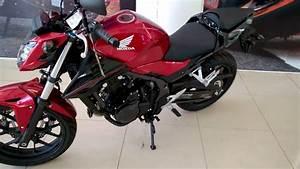 Honda Cb 500 2017 : honda cb 500 vermelha 2016 youtube ~ Medecine-chirurgie-esthetiques.com Avis de Voitures