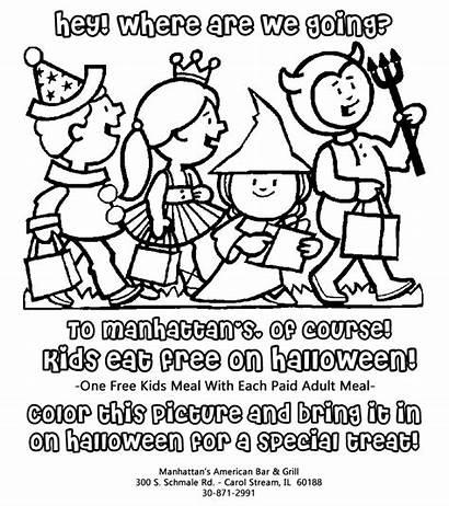 Eat Stream Manhattan Restaurant Carol Halloween Bring